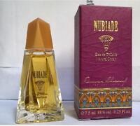 Nubiade By Omar Sharif Eau De Toilette For Women Splash Not Spray Boxed