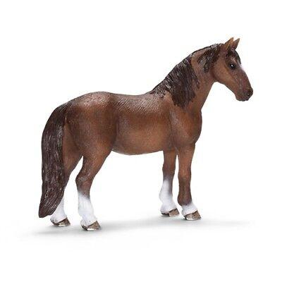 English Thoroughbred Horse Toy Figure & Blanket Action Figures Animals & Dinosaurs Schleich Horse Club