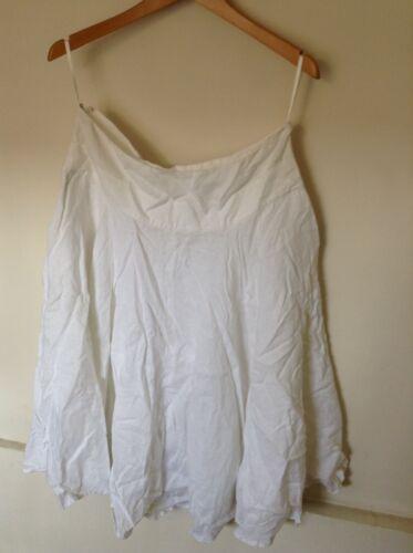 DKNY Donna Karan Linen Midi Skirt Terra Cotta Size