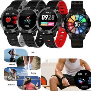 Smart Watch Activity Fitness Tracker Heart Rate Monitor Men Women Smartwatch