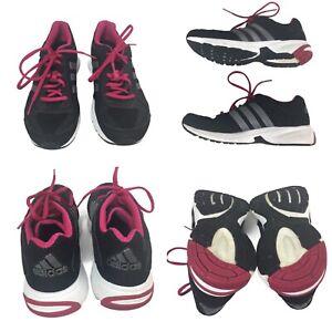 Adidas Ladies Black \u0026 Pink Litestrike