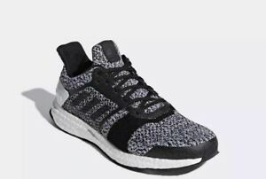 reputable site ee0cb eb88e Image is loading Adidas-Ultra-Boost-ST-Running-CM8273-Ftwr-White-