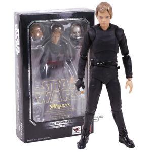 S-H-Figuarts-Star-Wars-Luke-Skywalker-Jedi-Knight-Action-Figure-Figurine-15cm