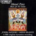 Music for The Guitar (blanco Savijoki) 7318590002551 by Ponce CD