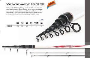 SHIMANO-VENGEANCE-BEACH-TELE-LEGERING-mt-4-50-azione-100gr-SPETTACOLARE