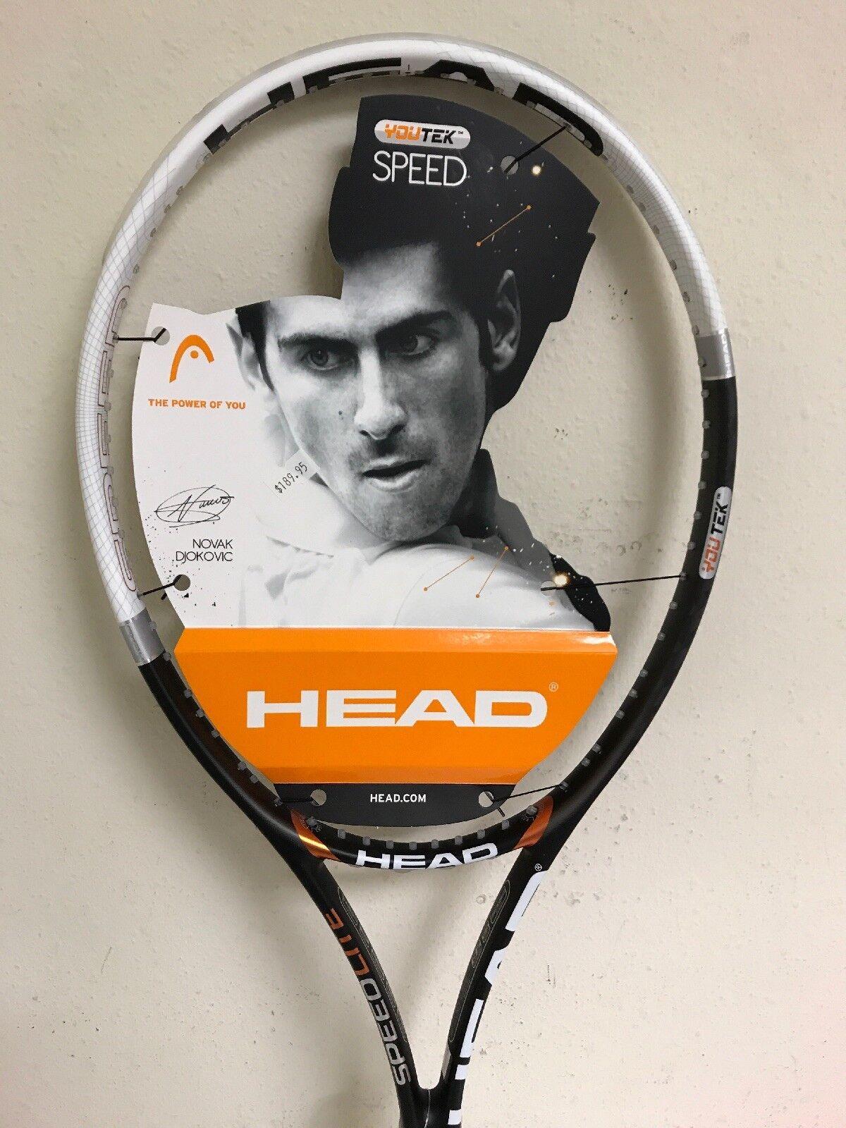 Head Graphene Speed Lite Tennis Racquet Grip Size 4 1 4
