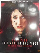 THIS MUST BE THE PLACE - DVD ORIGINALE - visitate il negozio COMPRO FUMETTI SHOP
