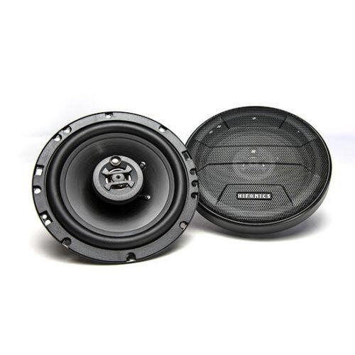 "HIFONICS 600W 6.5/"" Zeus Series 3-Way Coaxial Car Stereo SpeakersZS653"