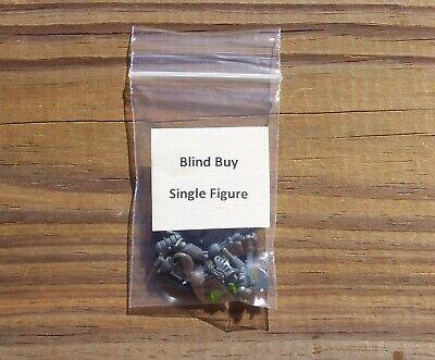 40K Necrons /_Deathmark w// Synaptic Disintegrator Blind Buy Single Figure Bits