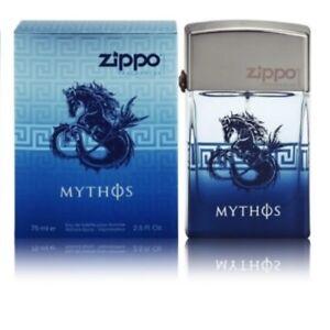 Zippo-Fragrances-Mythos-Eau-De-Toilette-Spray-for-Men-75ml-2-5oz-New-in-Box