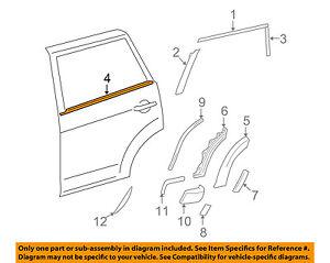 image is loading toyota-oem-06-12-rav4-rear-window-sweep-