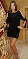 Formal Cocktail Party Evening Mini Ladies Dress Size 8 10 12 14 16 18 20 22
