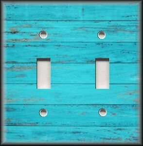 Light Switch Plate Cover Beach Wood Image Coastal Home