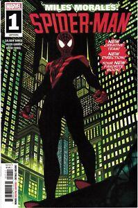 Miles-Morales-Spider-Man-1-1st-Print-Unread-Marvel-Ahmed-Garron-Curiel-2019-KI