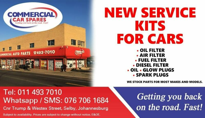 Service Kits For Most Car Makes and Models For Sale.