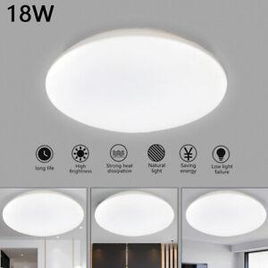 18w Led Flush Ceiling Light Thin Round