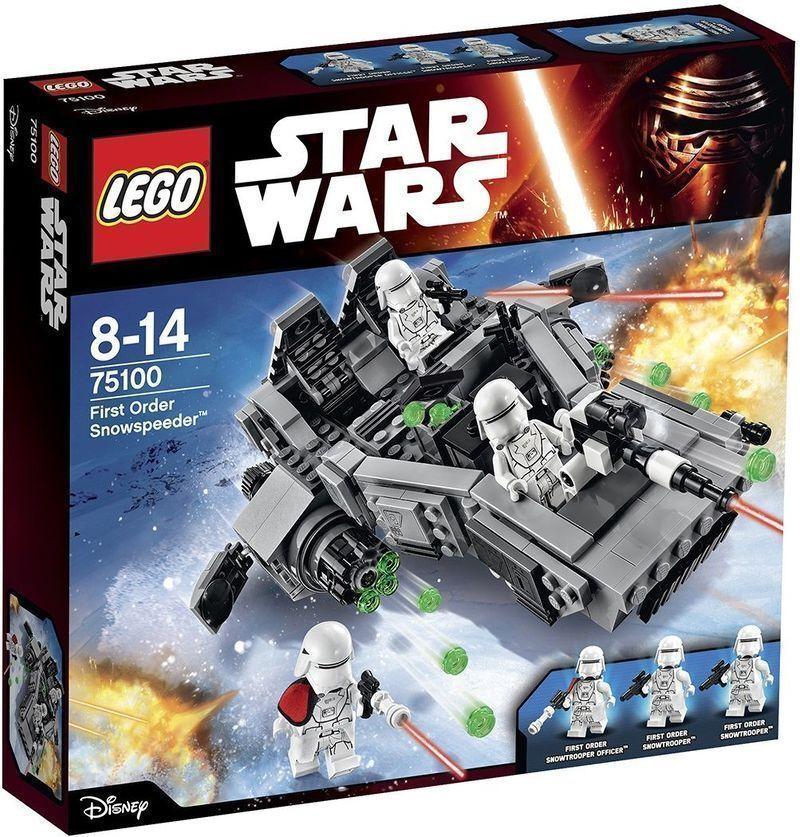 LEGO STAR WARS FIRST ORDER SNOWSPEEDER - LEGO 75100