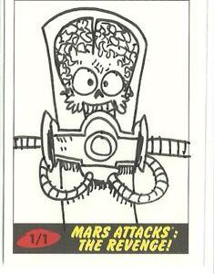 2017-Topps-Mars-Attacks-The-Revenge-Martian-Sketch-Card-by-Jeffrey-Benitez