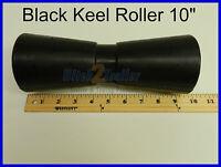 Keel Roller 10 Mounting Width Boat Trailer Black Molded Rubber