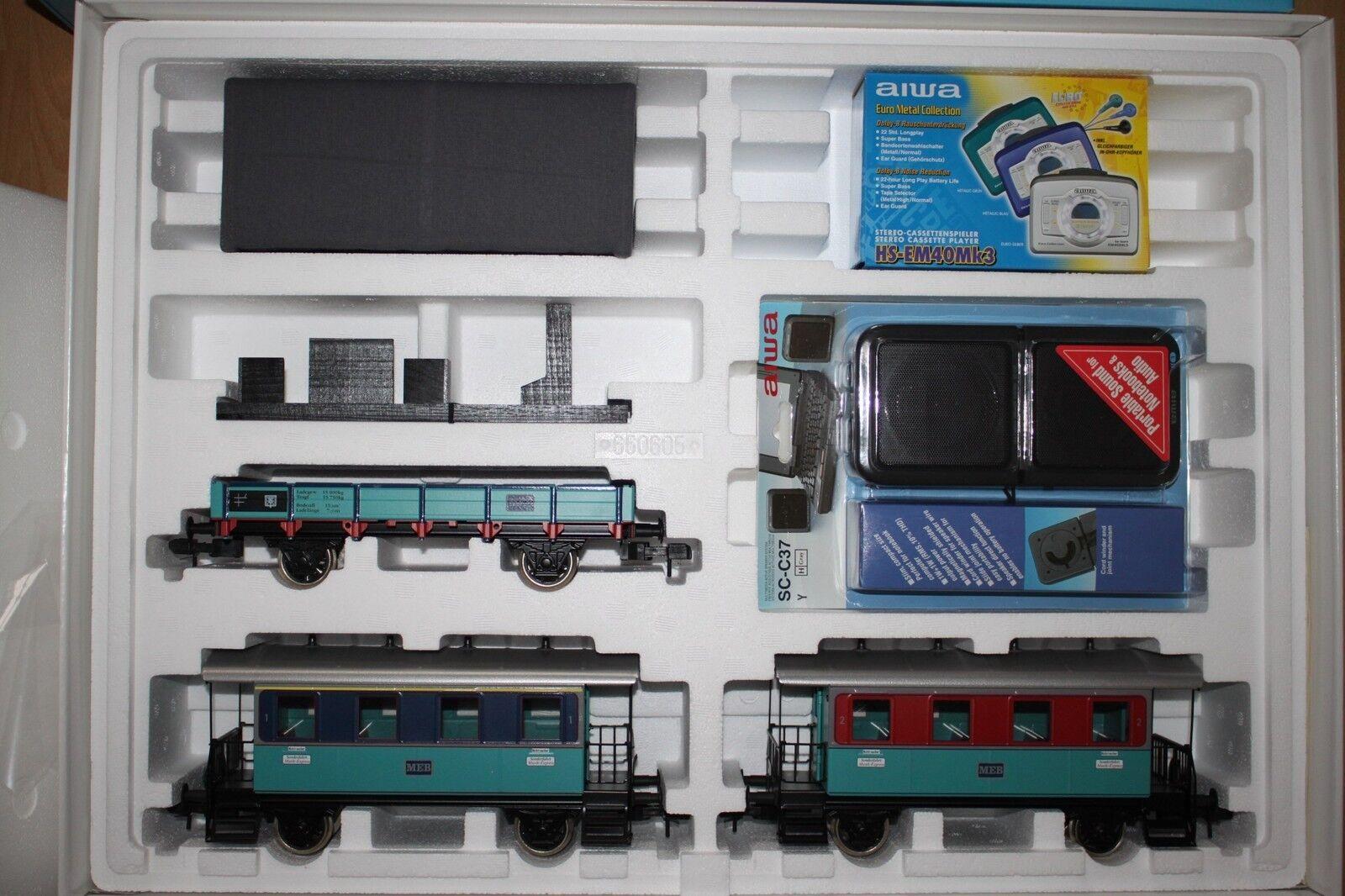 Märklin 54852 Wagen-Set Sonderzug Musik-Express Spur 1 OVP  | | | Günstige Preise  3e8318