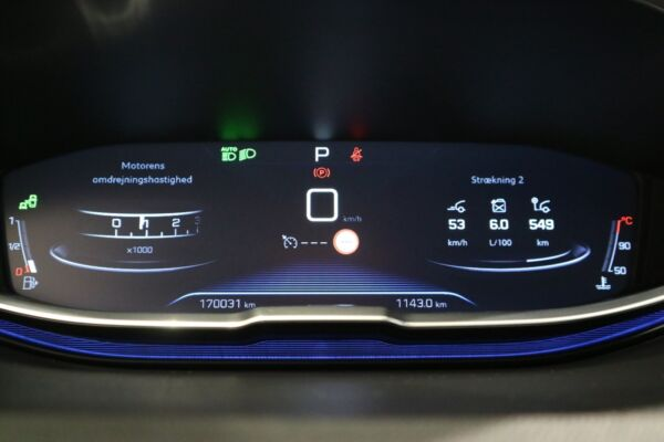 Peugeot 5008 1,6 BlueHDi 120 Allure EAT6 - billede 5