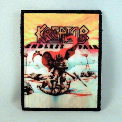 New KREATOR Endless Pain Printed Small Patch