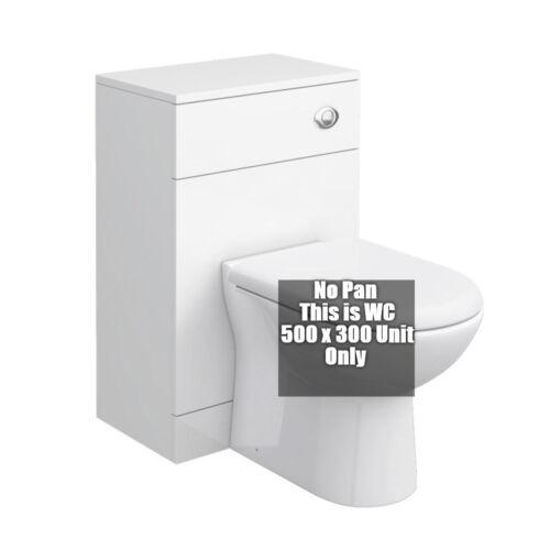 Mayford Bathroom Cloakroom Vanity Furniture Storage Units High Gloss White Rigid