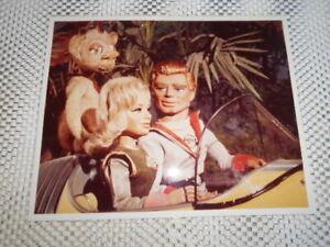 Fireball-XL5-Gerry-Anderson-Vintage-amp-original-1960-039-s-Publicity-Photo