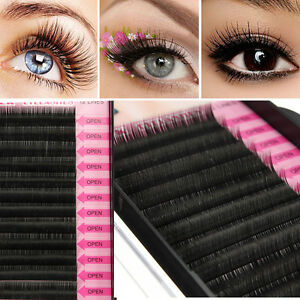 3b36df118de Blink BL Lashes Mink Tray Lashes B,C,D,J curl For Individual Eyelash ...
