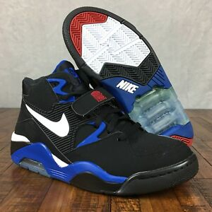 NIKE Nike air force sneakers AIR FORCE 180 BARKLEY 310,095 011 men's shoes black black