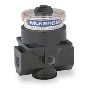 Wilkerson R21-06-000 Air Regulator,3/4 In Npt,220 Cfm,300 Psi