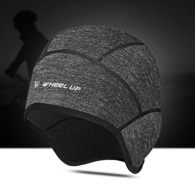 ROCKBROS Fleece Thermal Winter Windproof Outdoor Sports Cycling Skiing Cap Hat