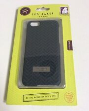 NIB Ted Baker London Case Cover iPhone 6 Black