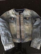 Girls Next Denim Jacket Age 6,