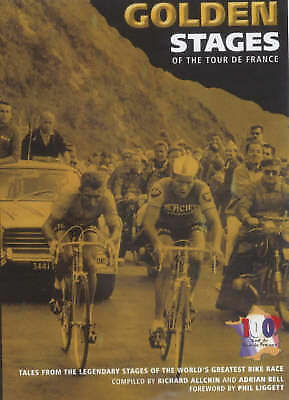 Golden Stages of the Tour De France, , Very Good Book