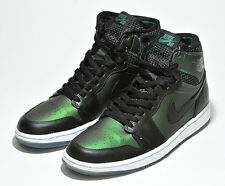 2014 Nike Air Jordan 1 Retro SB QS SZ 11.5 Green Black AJ1 Dunk OG 653532-001