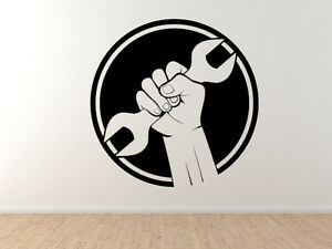 Workers unite fist message