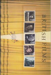 GB-QEII-1985-British-Films-Presentation-Booklet-Mint-J2230