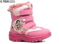 Schuhe Disney Princess Prinzessin Winterstiefel Gr. 24-32 Rosa pink
