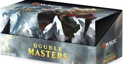 Double Masters Booster Box Sealed MTG Magic the Gathering 2020 Preorder