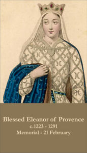 Blessed Eleanor of Provence Pr...