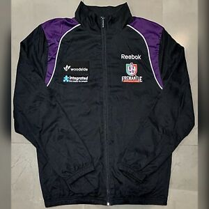 Reebok-Fremantle-Dockers-2010-AFL-Player-Issue-Training-Jacket-BNWOT-Size-S
