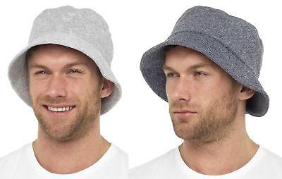 Tom Franks Da Uomo In spugna Bucket Hat