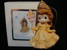 zo Precious Moments-Disney Theme Park  Ornament-Belle-Beauty & The Beast