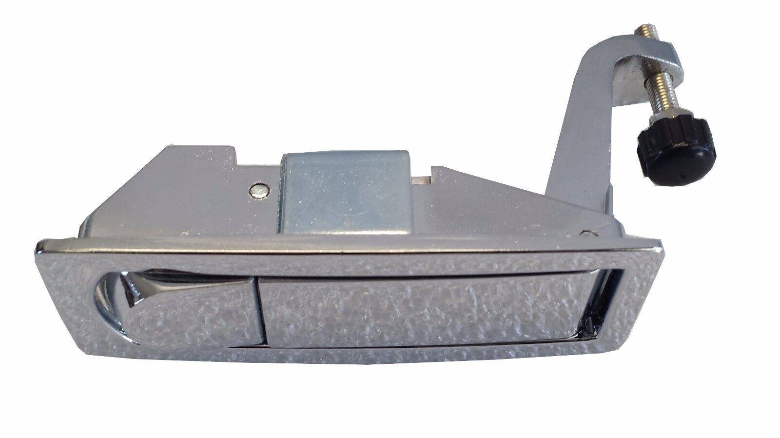Latch Kit Tool Box Chrome Plated Pb 386 387 Models