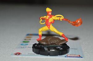044 Marvel Captain America Avengers HeroClix Miniature Rare Ghost