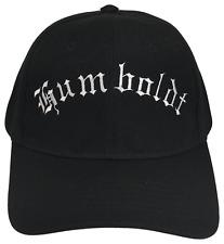 6c11238bf47 Humboldt County California Ca 707 Area Code Baseball Cap Caps Hat Hats  Black OE