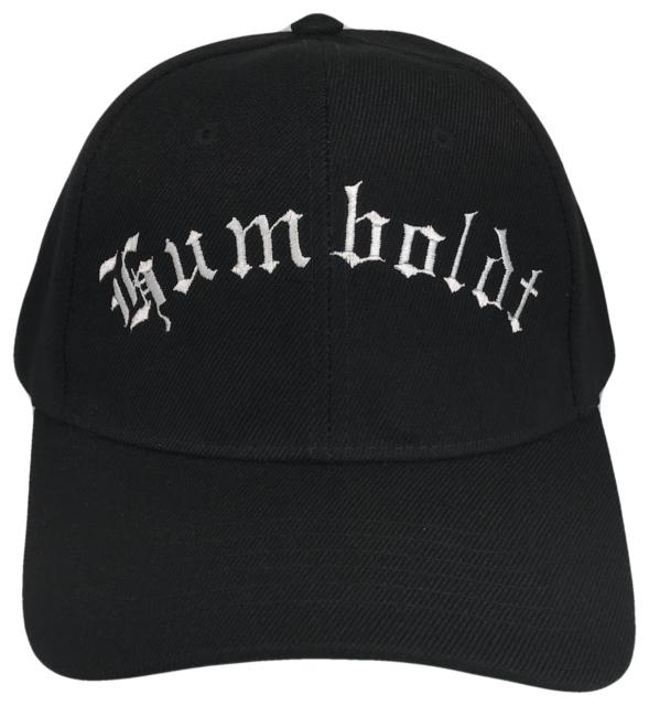 Humboldt County California CA 707 Area Code Baseball Cap Caps Hat Hats  Black OE b1718a3e25b