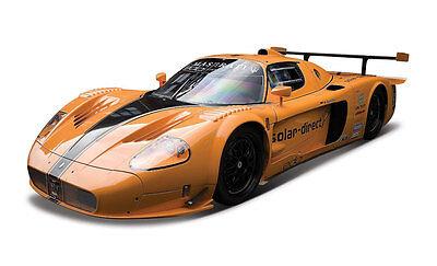 Bburago 21078 Maserati MC 12 orange Maßstab 1:24 Modellauto NEU! °