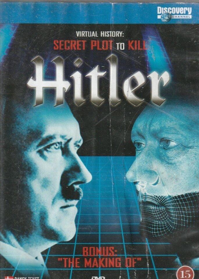 Secret Plot to Kill Hitler, instruktør Discovery Channel,